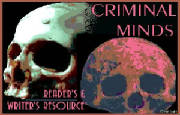 Criminal Minds Readers & Writers Resource