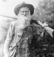 Civil War Veteran Harvey Clark